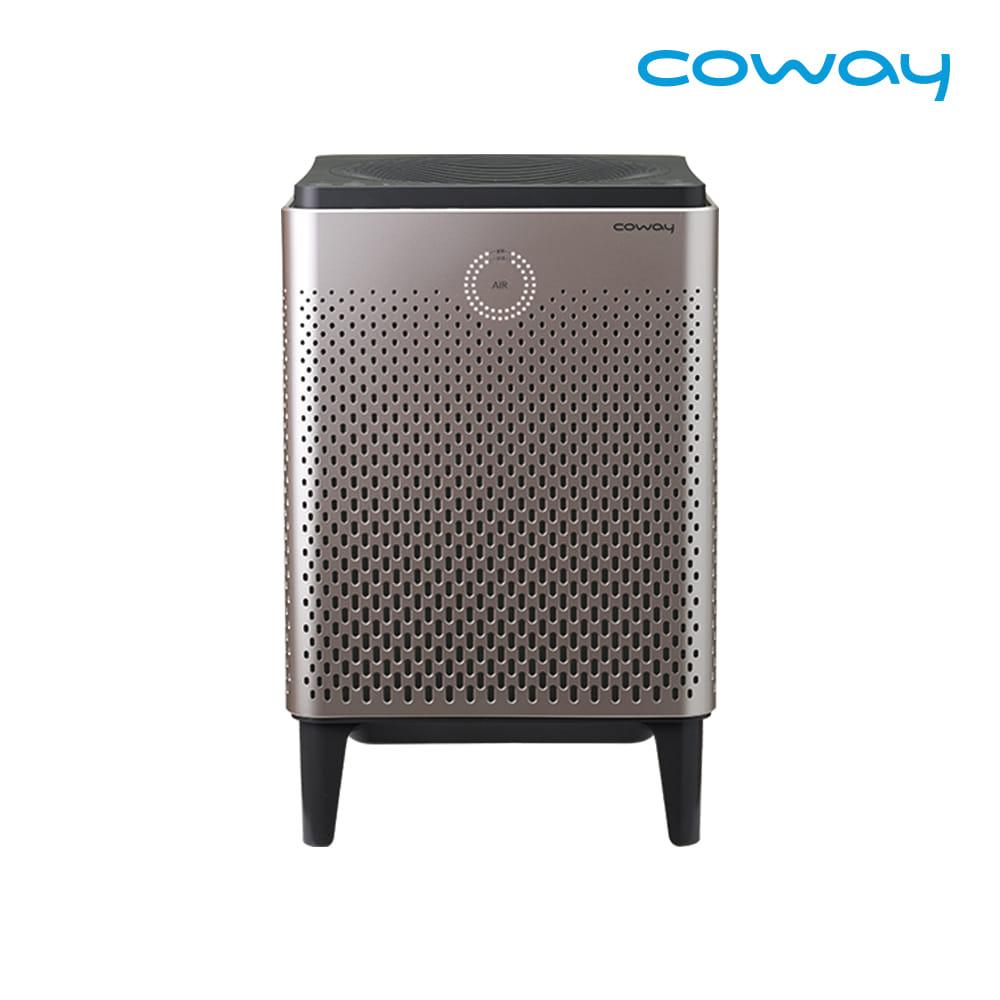 코웨이 공식판매처 듀얼파워 공기청정기 AP-1515D 라일락그레이