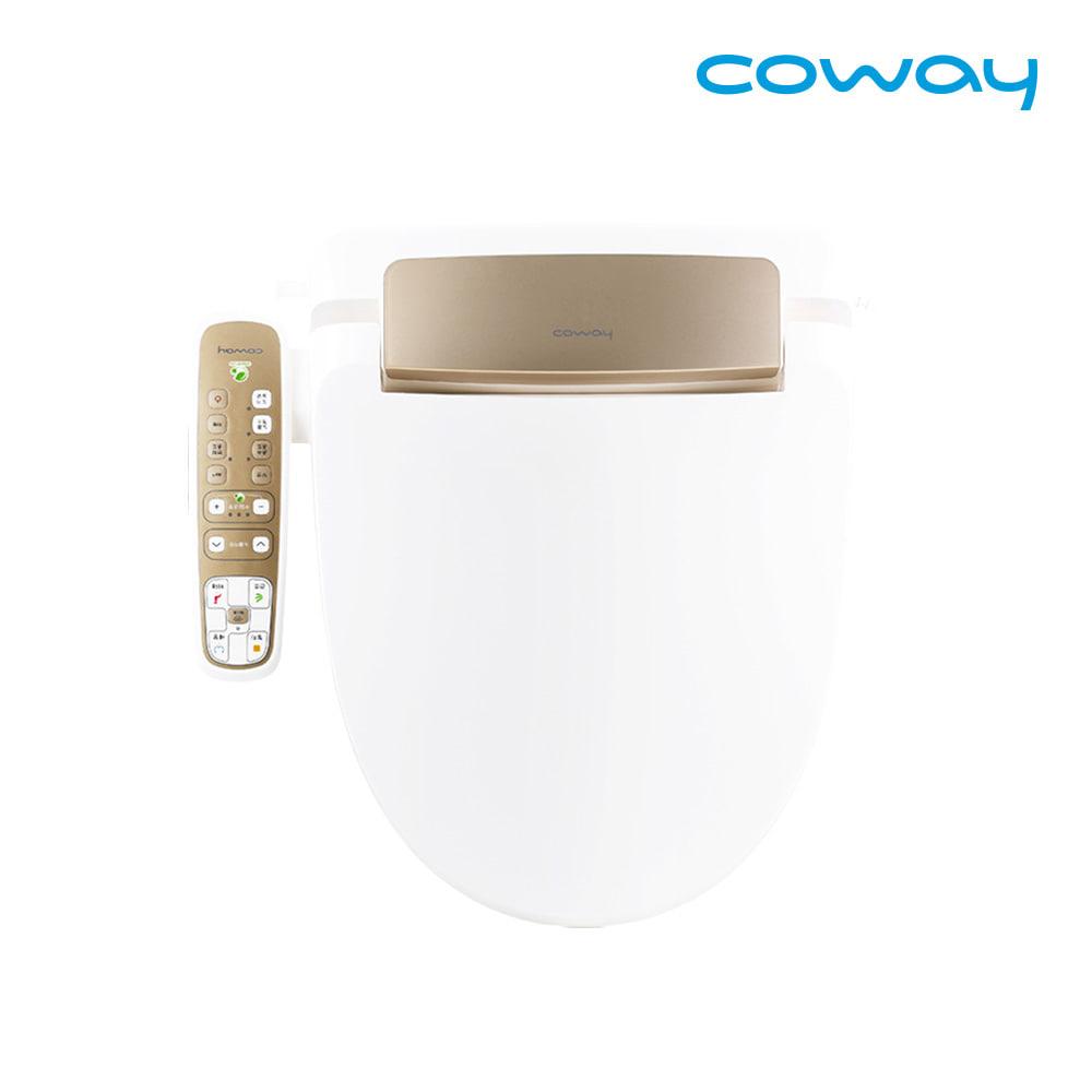 [렌탈] 코웨이 공식판매처 비데 렌탈, 저수압 지역도 OK, 스스로 2중살균 비데렌탈 BAS14-D / 의무사용 3년