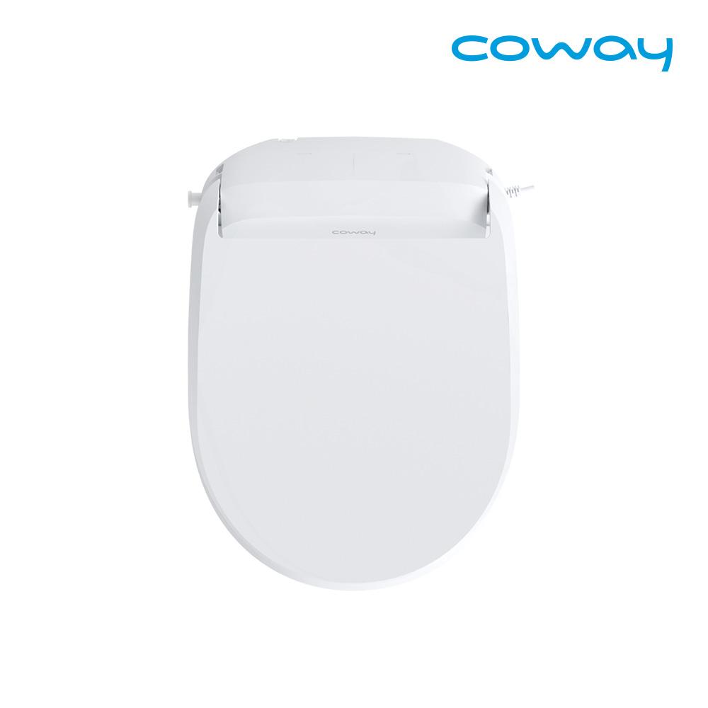 [렌탈] 코웨이 공식판매처 좁은공간에 딱! 안심살균 비데렌탈 BAS25-A / 의무사용 3년