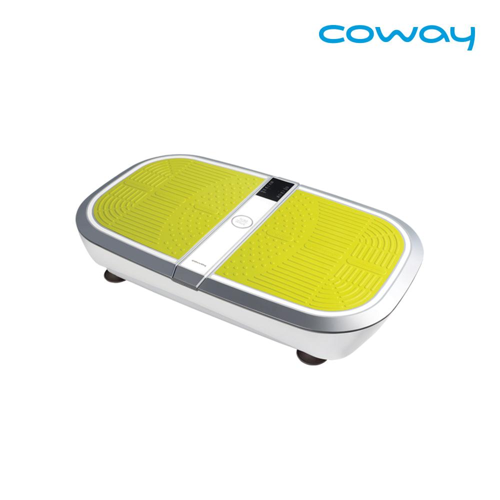 코웨이 공식판매처 홈 피트니스 진동운동기 슬림웨이브 CFM-01(GRN)