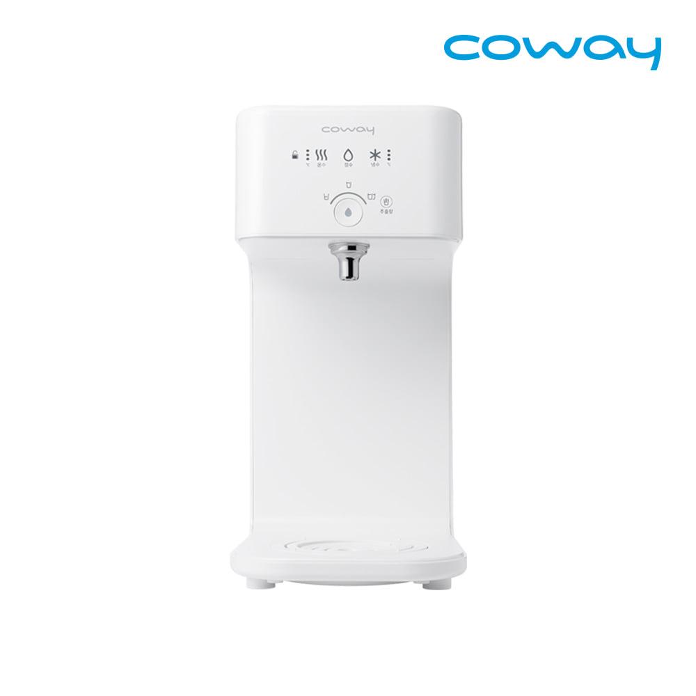 [렌탈] 코웨이 공식판매처 합리적인 가격의 한뼘 냉온정수기 CHP-242N / 의무사용 3년