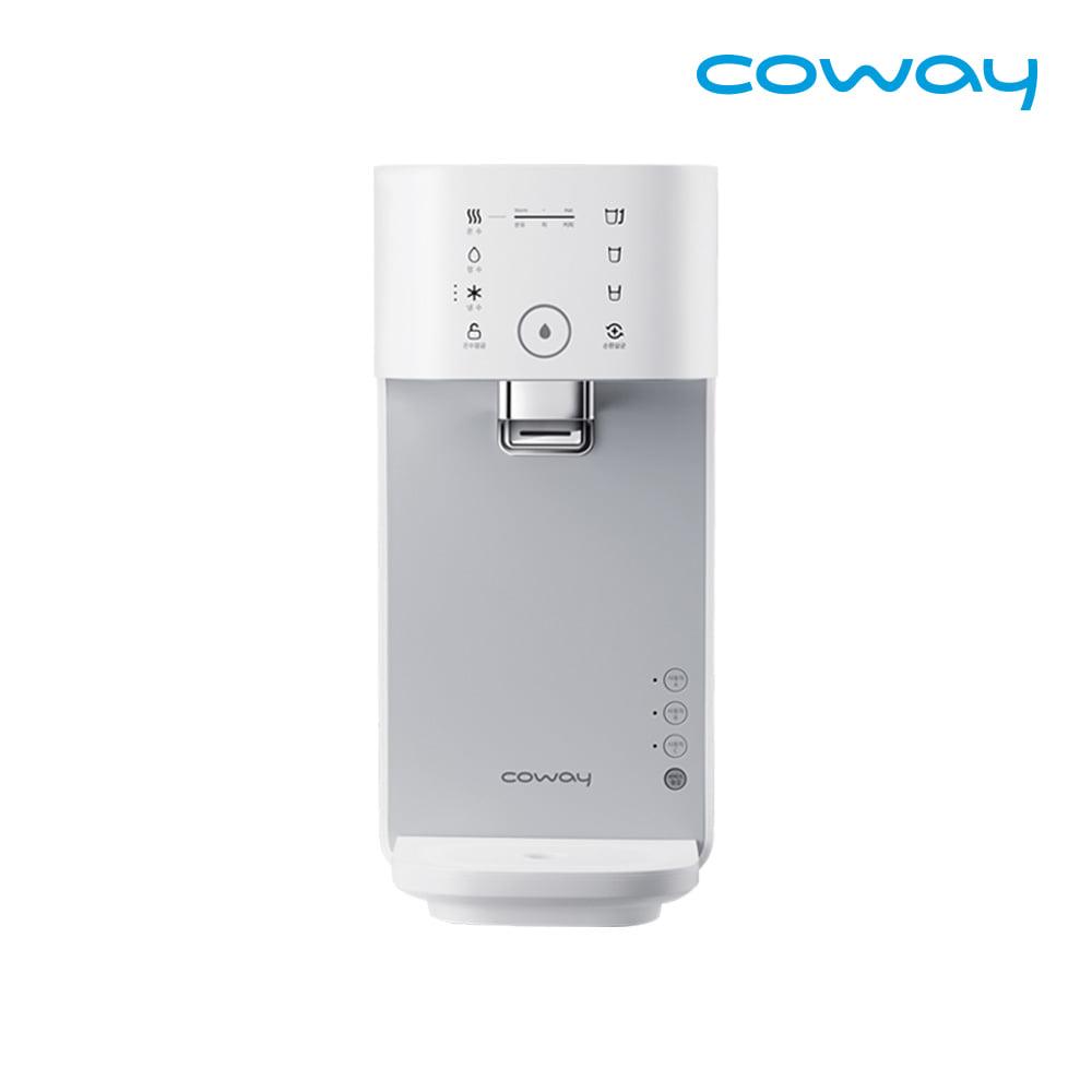 [렌탈] 코웨이 공식판매처 마이한뼘 냉온정수기 CHP-320N 모노화이트 / 의무사용 3년
