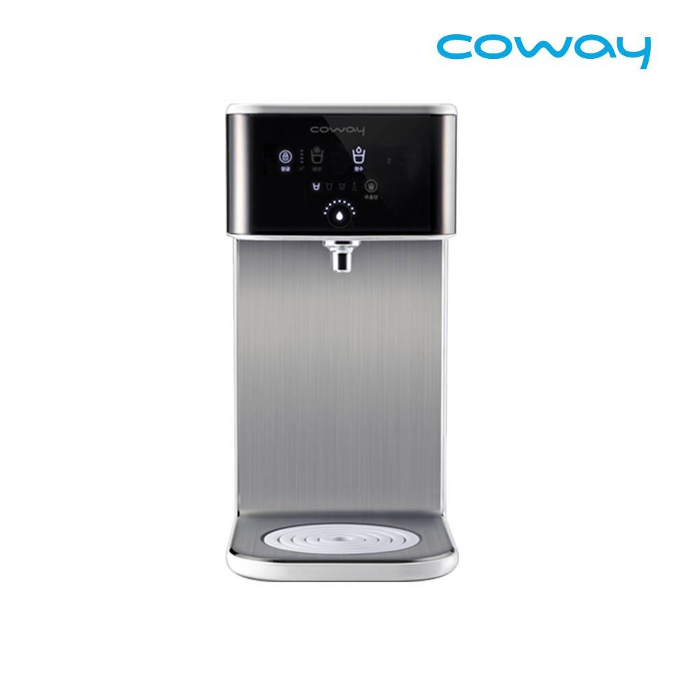 코웨이 한뼘 초소형 냉정수기렌탈 CP-243N / 약정 3년 / 등록비 0원