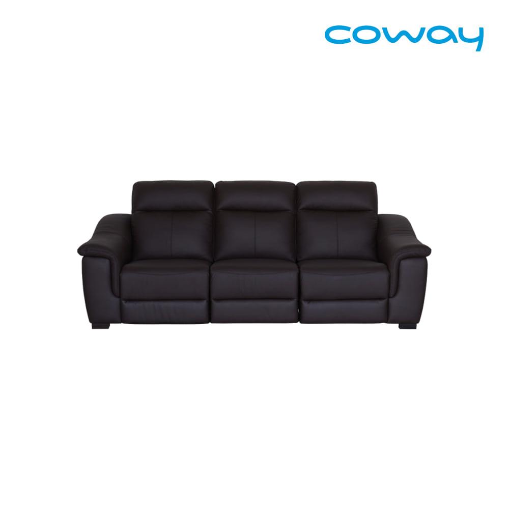 코웨이 공식판매처 리클라이너 소파 CRS-301(3인용)