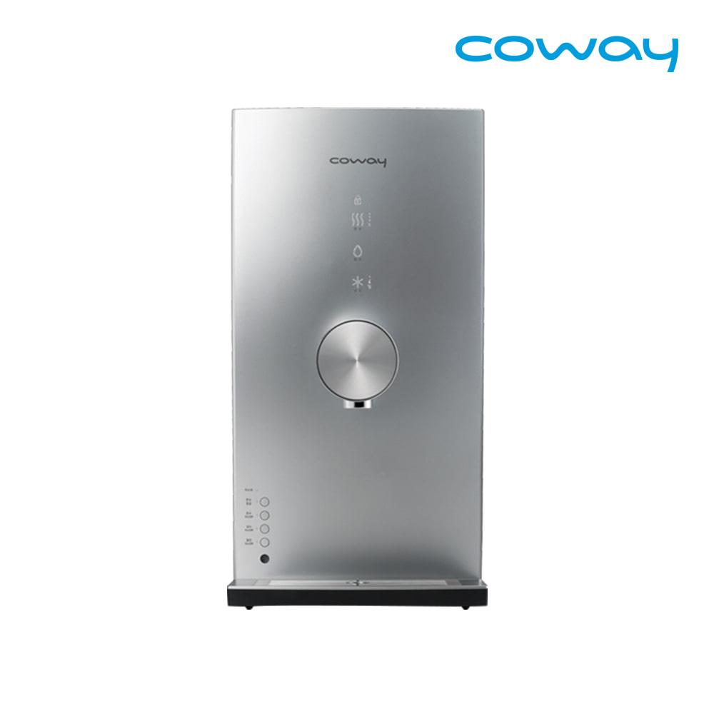 코웨이 메탈디자인 냉온정수기 렌탈 CHP-200L / 약정 3년 / 등록비 0원