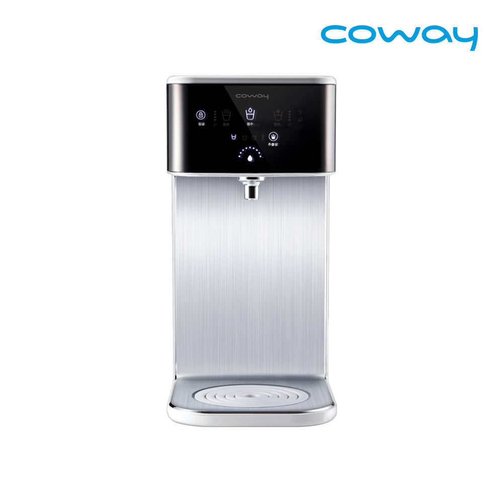 코웨이 CHP-241N 한뼘 초소형 냉온정수기 렌탈 CHP-241N / 약정 3년 / 등록비 0원
