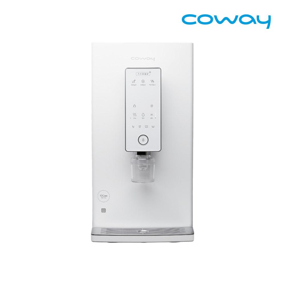 코웨이 3중 스스로살균 냉온정수기 렌탈 CHP-470L / 약정 3년 / 등록비 0원