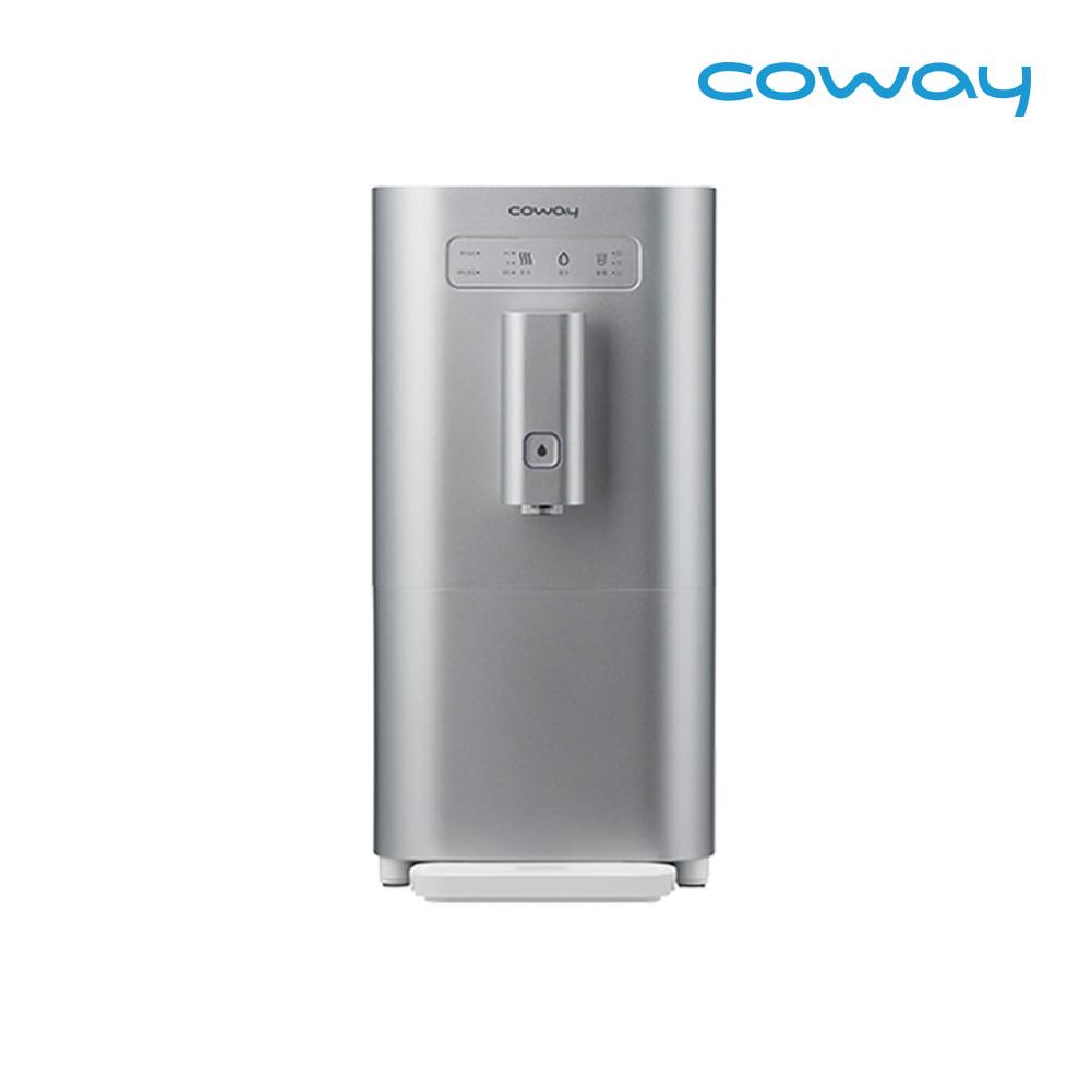 코웨이 나노직수 냉온정수기 렌탈 CHP-7200N 실버 / 약정 3년 / 등록비 무료