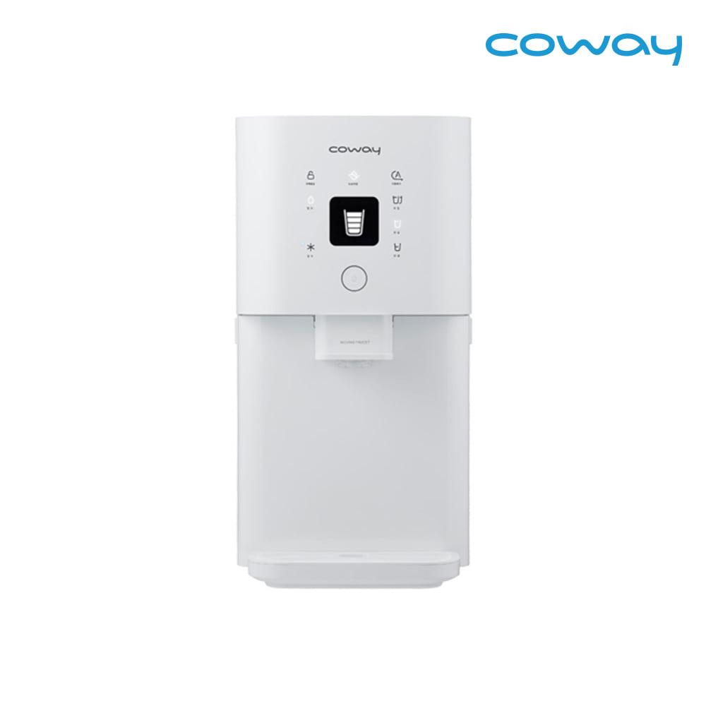 코웨이 시루직수 냉온정수기 렌탈 CHP-7300R / 약정 3년 / 등록비 0원