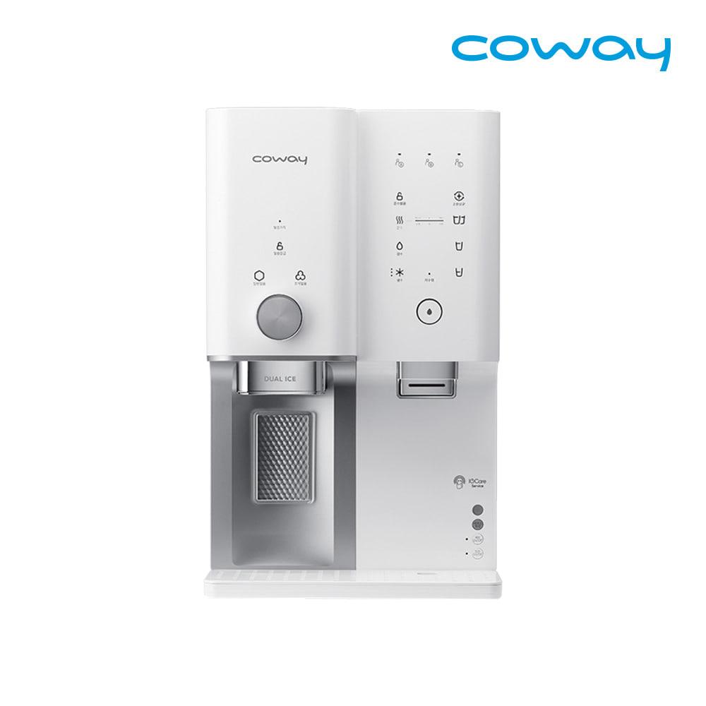 코웨이 냉온얼음정수기 렌탈 CHPI-390L / 약정 3년 / 등록비 0원
