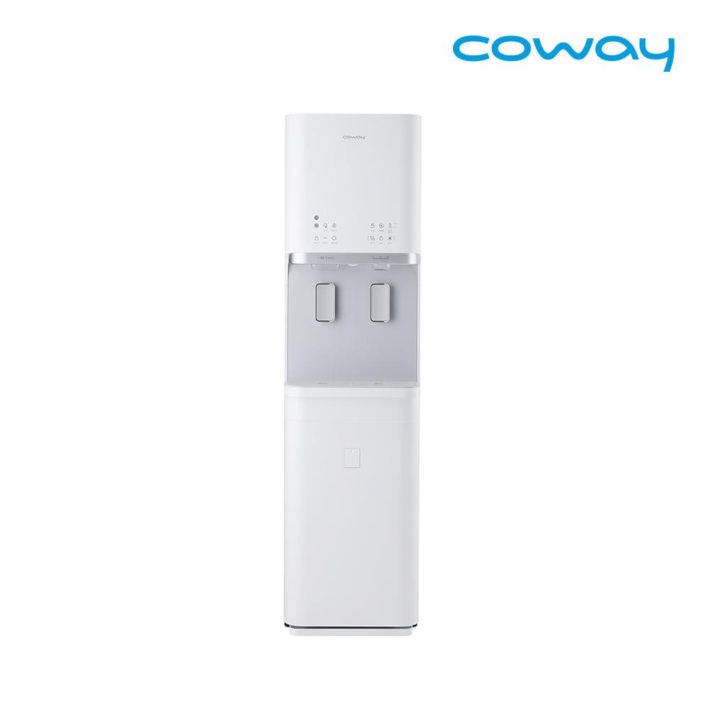 코웨이 얼음냉온정수기 화이트 렌탈 CHPI-5800L / 약정 3년 / 등록비 0원