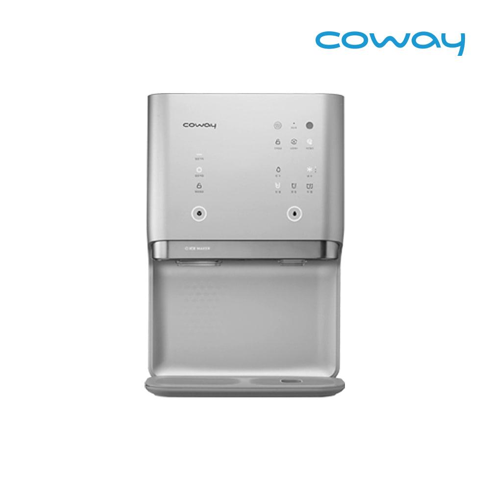 코웨이 냉온정수기 아이스 렌탈 CHPI-6500L 실버  / 약정 3년 / 등록비 0원