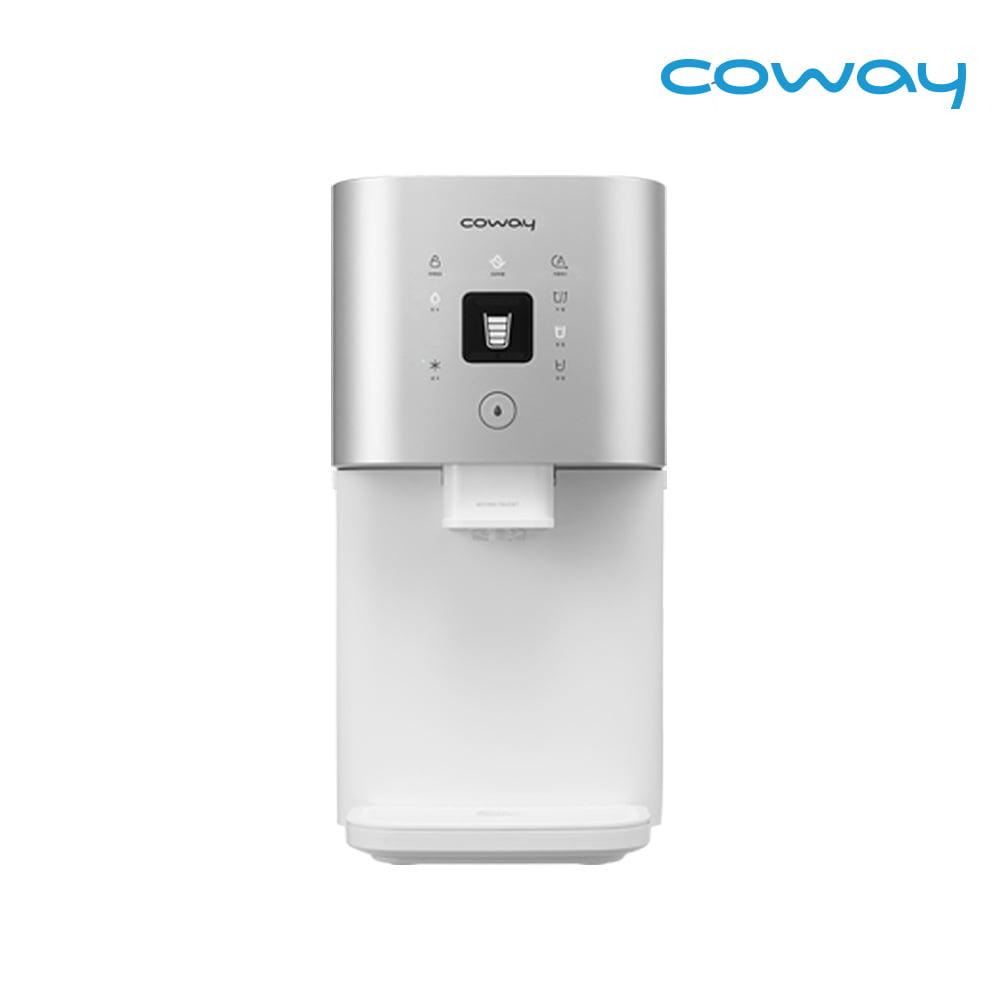 코웨이 시루직수 정수기 렌탈 CP-7300R 실버 / 약정 3년 / 등록비 무료