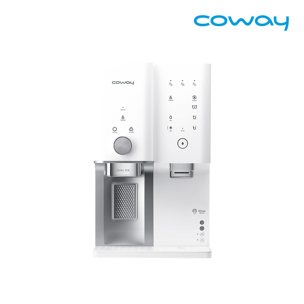 코웨이 냉얼음정수기 렌탈 CPI-390L / 약정 3년 / 등록비 0원